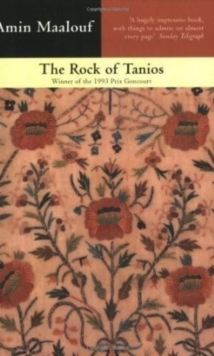 The Rock of Tanios, Paperback Book