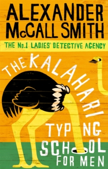 The Kalahari Typing School for Men, Paperback Book
