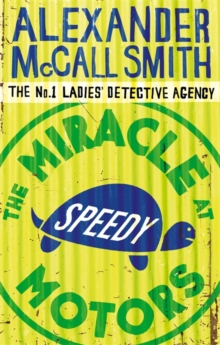The Miracle at Speedy Motors, Paperback Book
