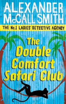 The Double Comfort Safari Club, Paperback Book