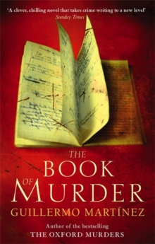 The Book Of Murder, Paperback Book