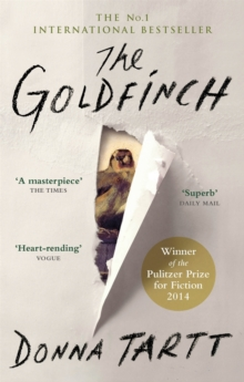 The Goldfinch, Paperback / softback Book