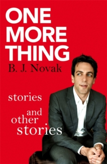 One More Thing : Stories and Other Stories, Paperback Book