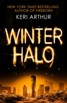 Winter Halo, Paperback Book