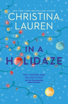 In A Holidaze : Love Actually meets Groundhog Day in this heartwarming holiday romance. . .