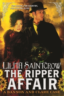 The Ripper Affair : Bannon and Clare: Book Three, Paperback Book