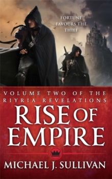 Rise Of Empire : The Riyria Revelations, Paperback Book