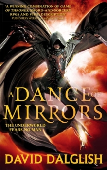 A Dance of Mirrors : Book 3 of Shadowdance, Paperback Book