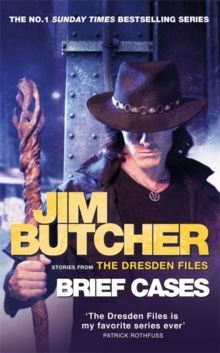 Brief Cases : The Dresden Files, Paperback / softback Book