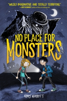 No Place for Monsters, Hardback Book