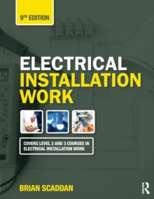 Electrical Installation Work, Paperback / softback Book