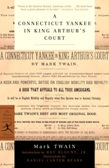 Mod Lib Connecticut Yankee/ King Arthur, Paperback / softback Book