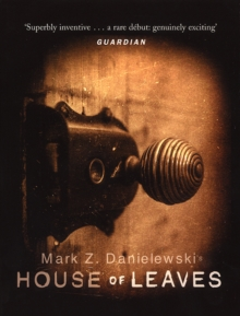 House Of Leaves, Paperback Book