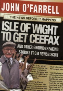 Isle of Wight to get Ceefax, Hardback Book