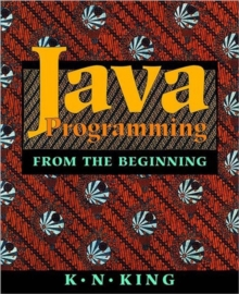 Java Programming : From the beginning, Paperback Book