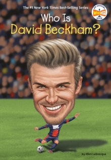 Who Is David Beckham?, Paperback / softback Book