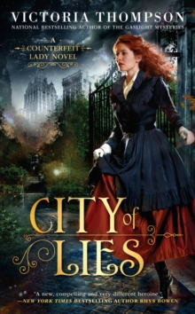 City Of Lies : Counterfeit Lady #1, Paperback / softback Book