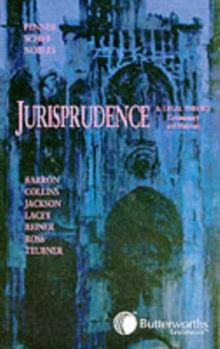 Introduction to Jurisprudence and Legal Theory : Commentary and Materials, Paperback Book