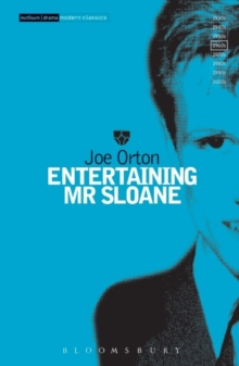 """Entertaining Mr Sloane"", Paperback Book"