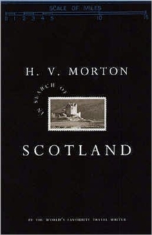 In Search of Scotland, Paperback Book