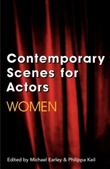 Contemporary Scenes for Actors : Women, Paperback Book