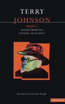 "Johnson Plays : ""Imagine Drownin"", ""Hysteria"", ""Dead Funny"", Paperback Book"