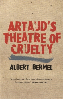 Artaud's Theatre of Cruelty, Paperback / softback Book