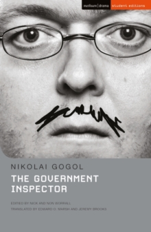 The Government Inspector, Paperback Book