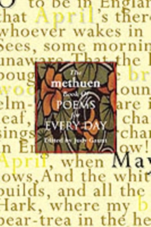 Methuen Book of Poems for Every Day, Hardback Book