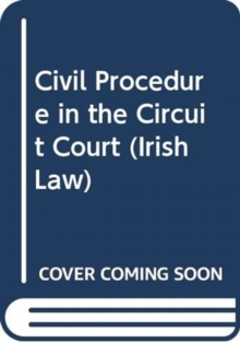 CIVIL PROCEDURE IN THE CIRCUIT COURT,  Book