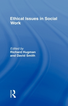 Ethical Issues in Social Work, Paperback Book