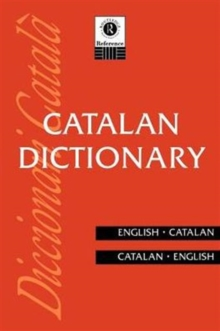 Catalan Dictionary : Catalan-English, English-Catalan, Paperback Book