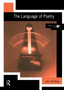 The Language of Poetry, Paperback Book