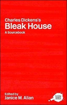 Charles Dickens's Bleak House : A Routledge Study Guide and Sourcebook, Paperback / softback Book