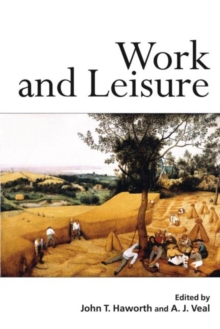 Work and Leisure, Paperback / softback Book