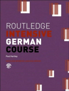 Routledge Intensive German Course, Paperback / softback Book