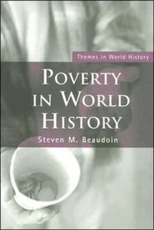 Poverty in World History, Paperback / softback Book