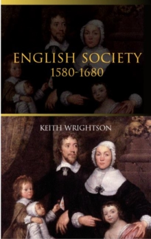 English Society 1580-1680, Paperback Book