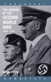 The Origins of the Second World War 1933-1941, Paperback Book