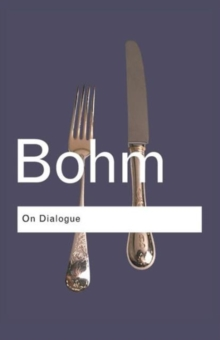 On Dialogue, Paperback Book