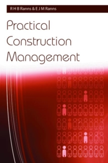 Practical Construction Management, Paperback / softback Book