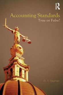 Accounting Standards: True or False?, Paperback / softback Book