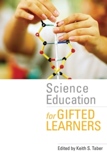 Science Education for Gifted Learners, Paperback / softback Book