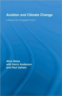 Aviation and Climate Change : Lessons for European Policy, Hardback Book