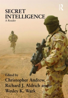 Secret Intelligence : A Reader, Paperback Book