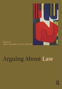 Arguing About Law, Paperback / softback Book