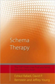 Schema Therapy, Paperback Book
