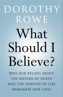 What Should I Believe?, Paperback Book