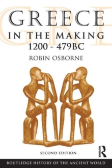 Greece in the Making 1200-479, Paperback Book