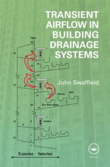 Transient Airflow in Building Drainage Systems, Hardback Book